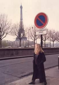 Fifi Flowers et Eiffel Tower